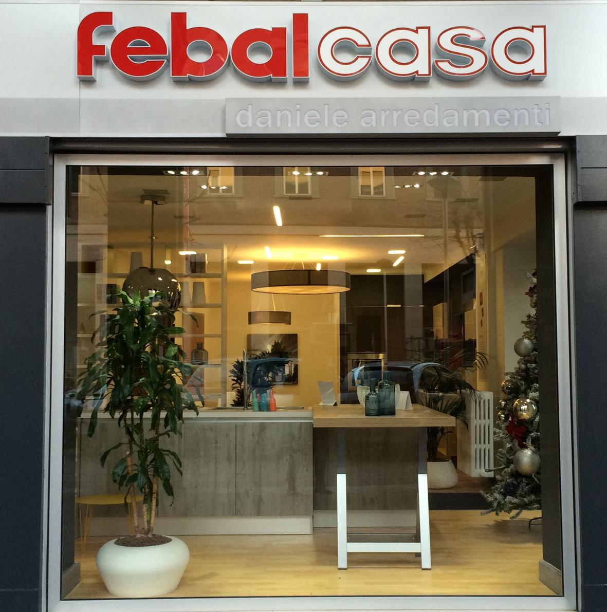 Febal casa inaugura il nuovo atelier di cuneo - Cose di casa mondovi ...