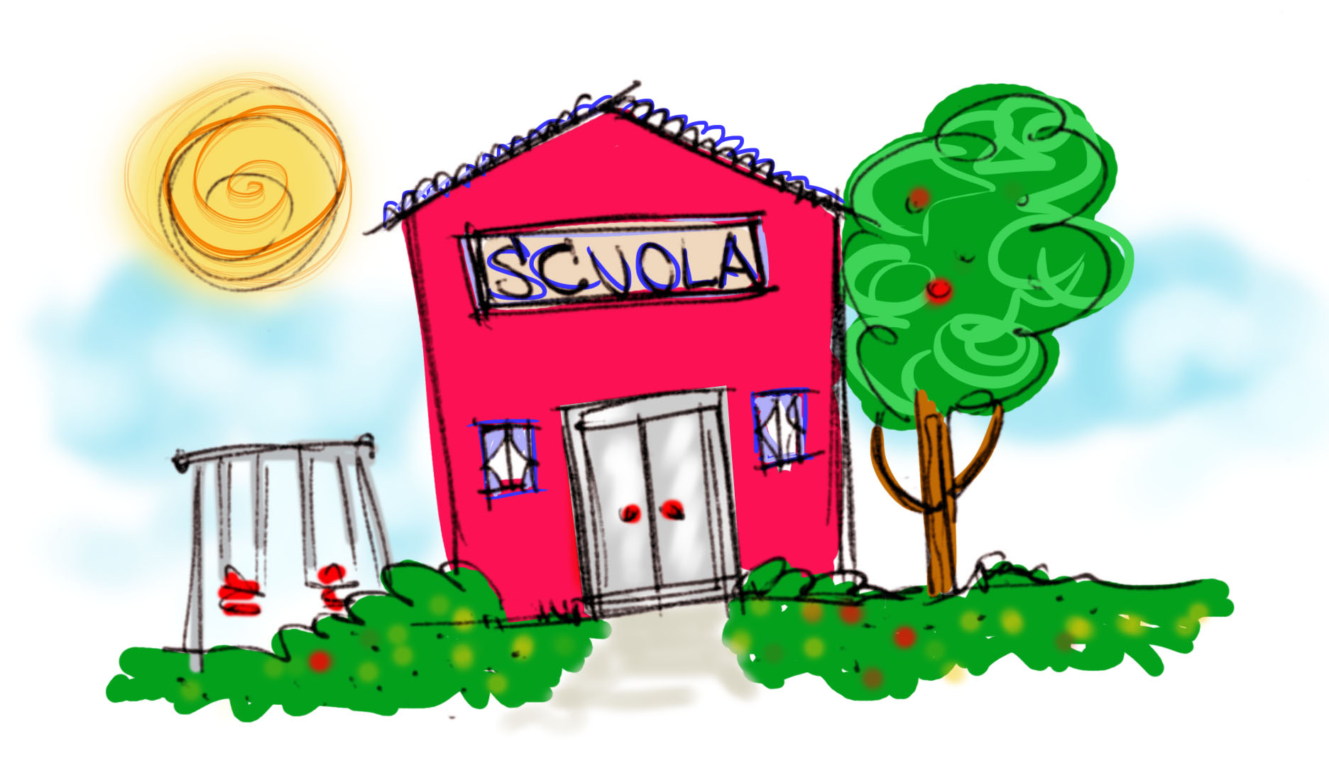 Riorganizzazione delle scuole albesi ecco perch siamo - Libro immagini a colori ...
