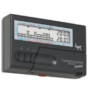 Cronotermostati bpt la tecnologia d avanguardia per l uso for Tecnoswitch cronotermostato istruzioni