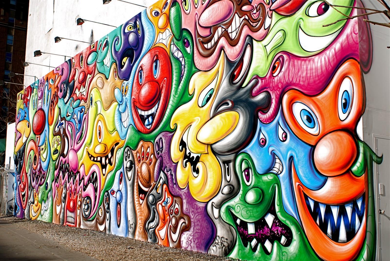 A canale un laboratorio di murales for Immagini di murales e graffiti