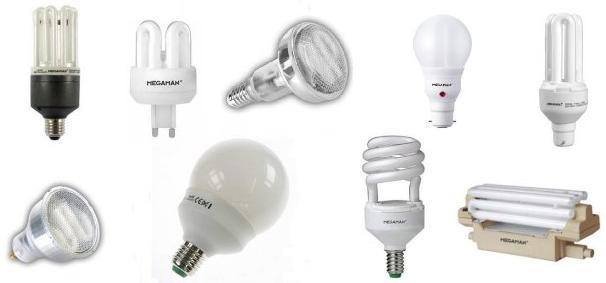 Come smaltire le lampadine a basso consumo?