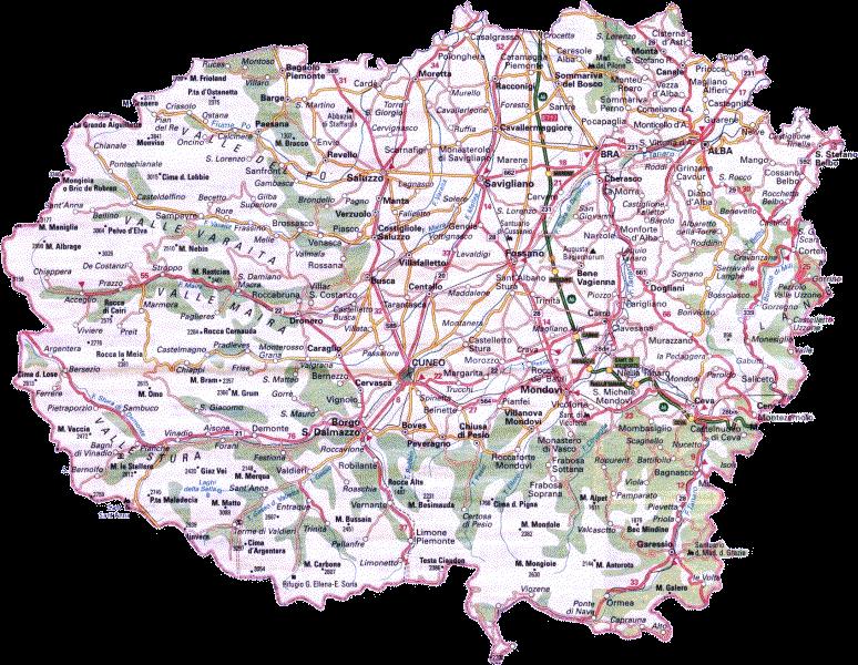Ridisegno Province: autonomia a doppio taglio per la Granda?