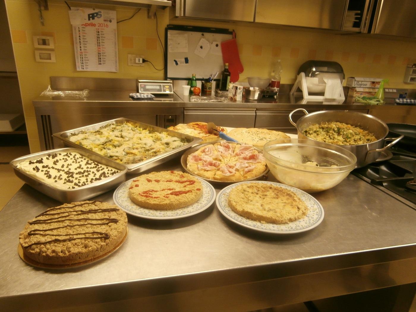 Alba una serata tra i fornelli per i bimbi dell asilo - Cucina senza fornelli ...