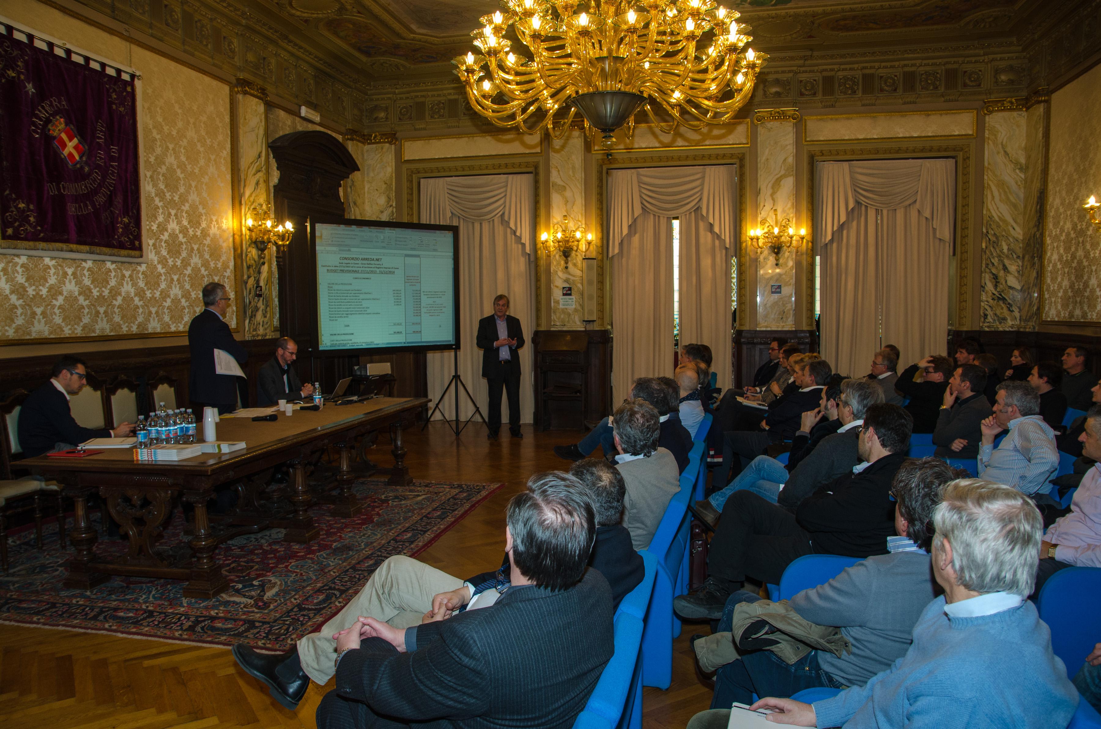 Numeri da record per il principale consorzio for Arreda italia